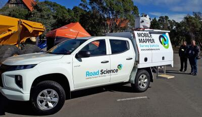 Mobile Mapper at CCNZ 2019