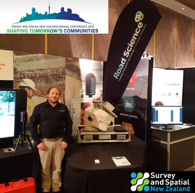 Survey and Spatial New Zealand Annual Conference