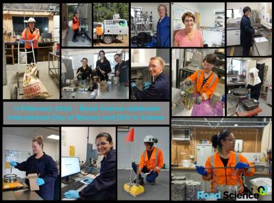 International Day of Woman and Girls in Science