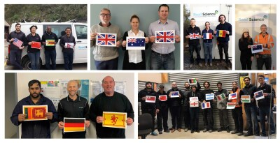 Celebrating Diversity in the Technical Services Team